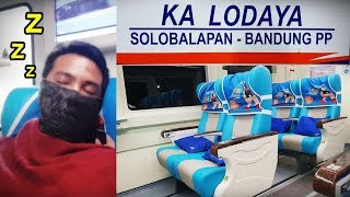 Trip by Train - pulang kampung by ALL NEW LODAYA Stainless Steel
