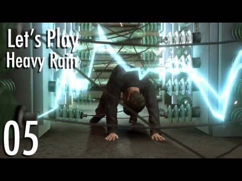 Let's Play Heavy Rain - Part 5 - Shocking, Isn't It?