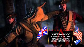 Assassin's Creed 3 - Pop-Block: Debut Trailer