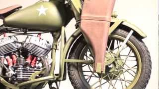 İTALERİ 1/9 WW2 ARMY BIKE