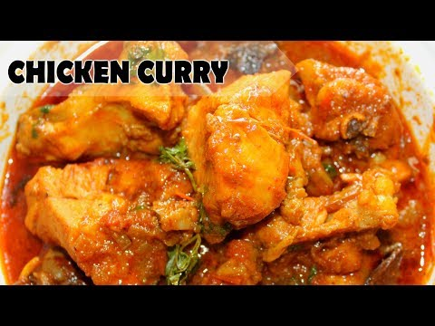 Chicken Curry Recipe | Chicken Curry for Beginners | Easy Chicken Recipe