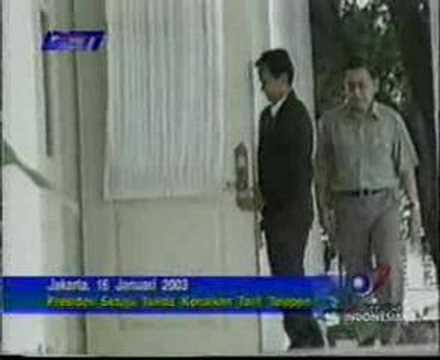Obb Seputar Indonesia January 2003 video