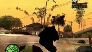 GTA San Andreas Bomber Script