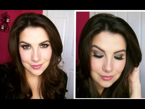Get Ready with Me! Date Night Makeup & Hair