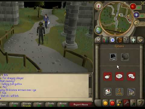 Runescape prayer guide (((( non members ))))