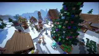 How to make Firework for Christmas - Minecraft 1.4.6