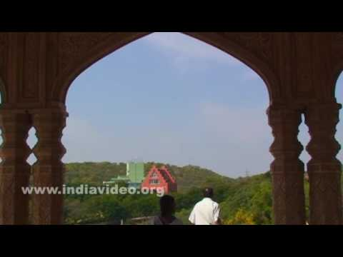 Hawa mahal inside Ramoji Film City