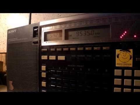 28 01 2016 Radio Habana Cuba in English to CeAm 0541 on unscheduled 9535 Bejucal