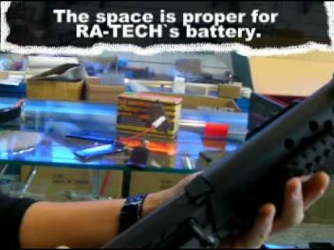 RA-TECH ICS SG 552 TEST