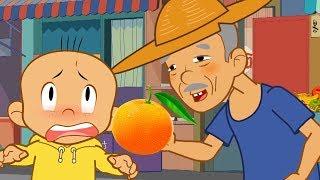 Hoạt hình Đậu Đậu | Tập 8 | Bác bán hoa quả tốt bụng | DDTV