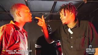 #RRPL Apresenta SMALL MC VS BABA LUX