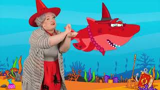 Halloween Baby Shark Kids Songs and Nursery Rhymes Halloween Songs from Bounce Patrol