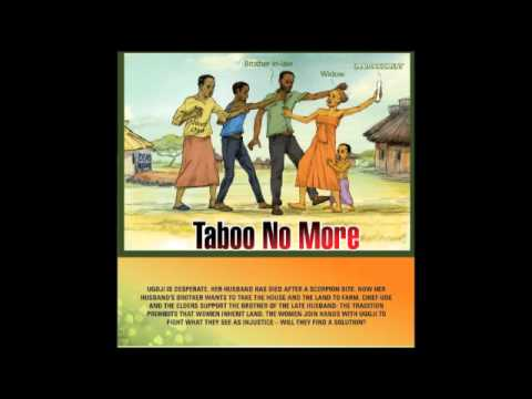 Taboo No More- Radio Drama Episode 1 on Women's land rights