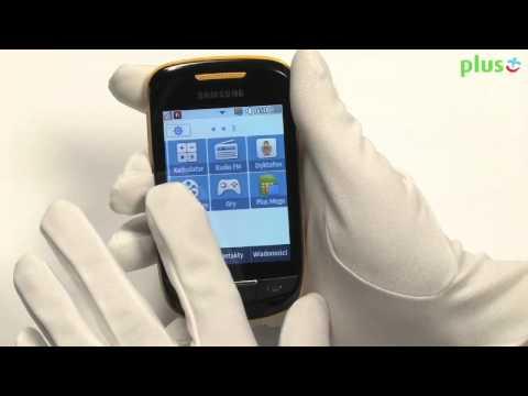 SAMSUNG CORBY II - test recenzja Samsunga Corby II