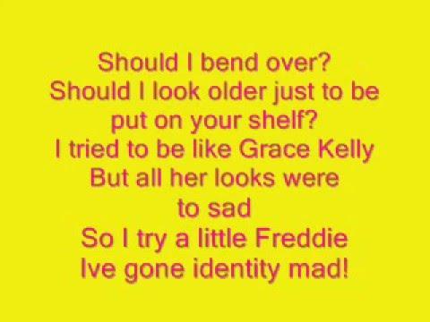 mika-grace kelly lyrics