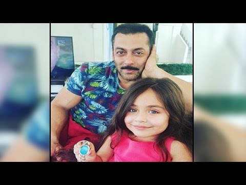 Salman Khan Meets His Biggest Crazy Kid Fan SUZI
