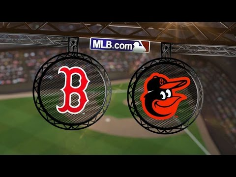 9/21/14: Kelly stymies O's, gives Red Sox rubber game