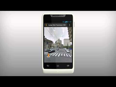 Smartphone Motorola RAZR D1 XT918 Preto Dual Chip com TV - Serviços Google