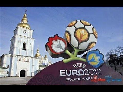 Euro 2012 promo. Switch on Ukraine ! Включи Украину ! Włączać Ukraina !