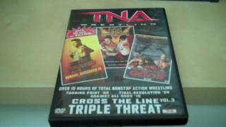 TNA DVD Collection