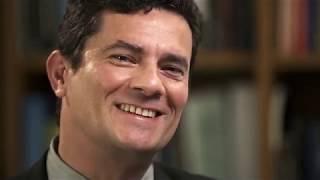 [Sérgio Moro no Fantástico] Juiz e Superministro Sérgio Moro é Entrevistado no Fantástico - COMPLETO