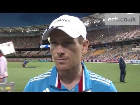 'A strong team performance' - captain Eoin Morgan on nine-wicket Tri-Series win v India