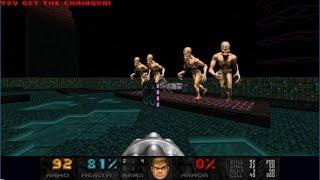 Doom II Magnolia - Map 1 UV-MAX [TAS] in 22:39