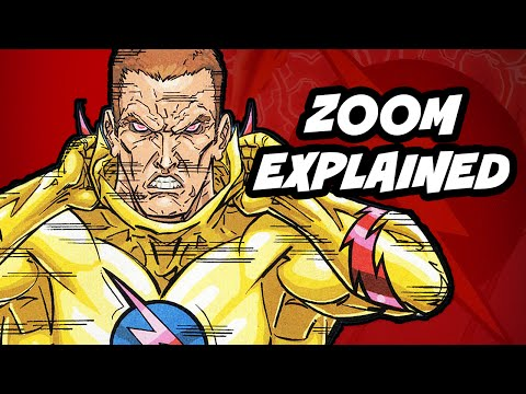 The Flash 2014 - Professor Zoom Explained video