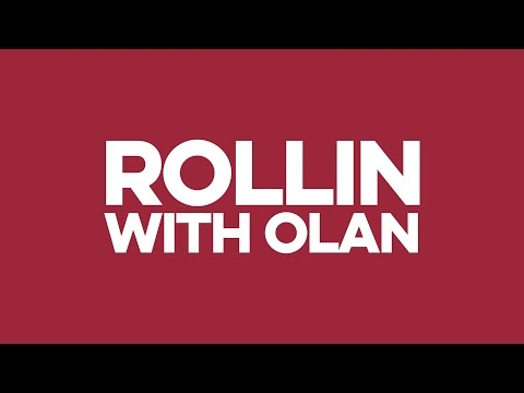 ROLLIN WITH OLAN 1