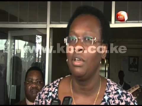 Busia Border Point Facing Completion Delays video