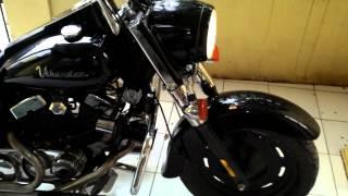 Kaisar ruby 250 sound custom