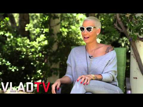 Amber Rose: I'm the Top Twerker, There Is No Competition