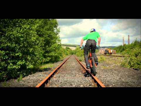 Concrete Circus - Danny MacAskill BMX Bicycle Tricks (IndiePix...