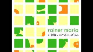 Watch Rainer Maria Artificial Light video