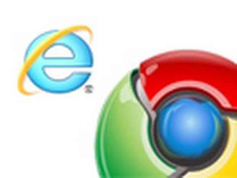Google Chrome 9 Stable VS Internet Explorer 9 RC! Which One Is The BEST Browser 2011!