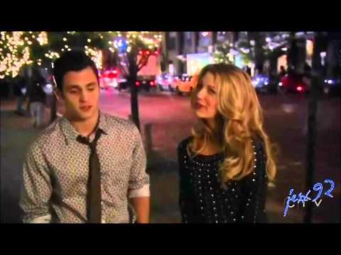 Dan e Serena Primo Bacio