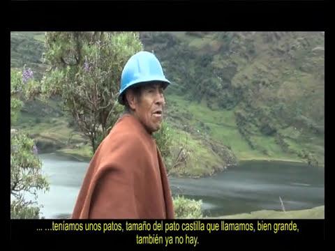 Jalca cajamarquina, por eso Conga no Va