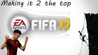 Fifa 17 | Making it 2 the top | #1 | El Shaarawy