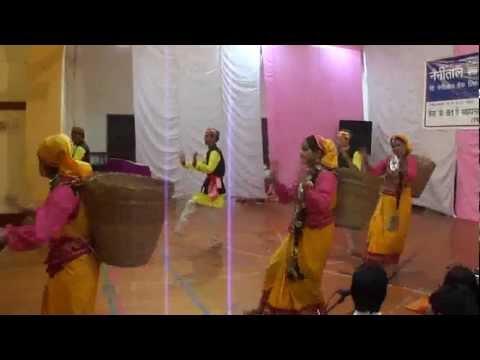 Garhwali Folk Song (Bhal Lagdu Bhanuli)