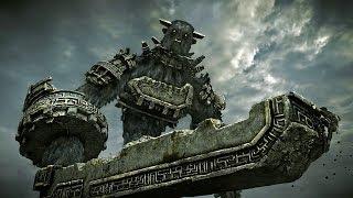 Shadow of the Colossus Remake - Pelicula completa en Español 2018 - PS4 [1080p]