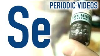 Selenium - Periodic Table of Videos
