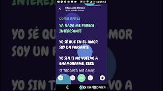 Letra, Ozuna - El Farsante (Remix) con #Musiuxmatch