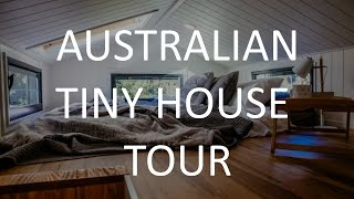 Australian Tiny House Tour