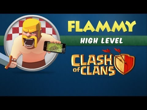 High Level Gameplay Guide - Back to Derp & Town Hall 8 - Clash of Clans Gameplay Commentary