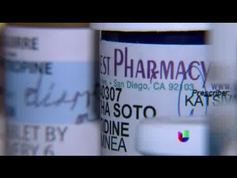 El contagio del virus del Sida azota a la zona de Tijuana -- Noticiero Univisión