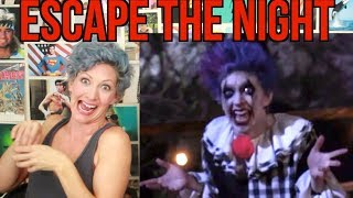 Escape the Night - Starring our very own Alejandra!! REACTION!!
