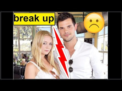 Billie Lourd and Taylor Lautner Break Up After Eight Months of Dating