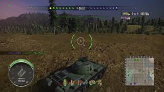 World of Tanks PS4 WZ-131 Master