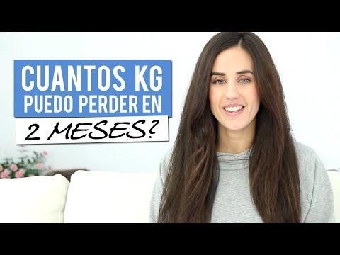 VIDEO: ¿CUANTO PESO PUEDO PERDER EN 2 MESES?
