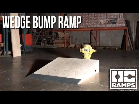 Wedge Bump by OC Ramps